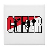 Cheer Tile Coaster