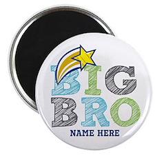 "Star Big Bro 2.25"" Magnet (10 pack)"
