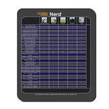 Nerd and Terrain Modifier Chart Mousepad