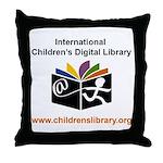 ICDL Throw Pillow