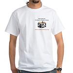 ICDL White T-Shirt