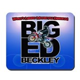 Big Ed Beckley Mousepad
