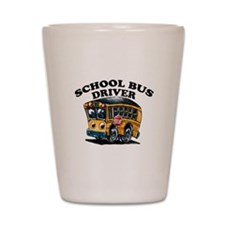 Bus driver Shot Glass