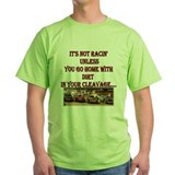 dirt in your cleavage.jpg T-Shirt