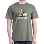 Frag the weak Army Green T-Shirt