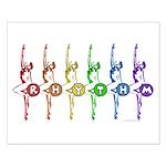 Rhythm Rainbow Posters