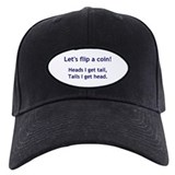 Coin Toss Baseball Hat