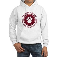 West Highland White Terrier Hoodie