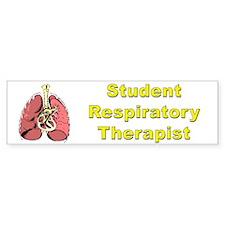 Student RT Bumper Bumper Sticker