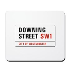 Downing Street, London - UK Mousepad