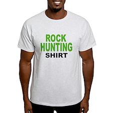 ROCK HUNTING SHIRT T-Shirt
