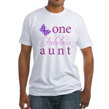One Fabulous Aunt Shirt