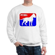 Major League Pit Bull Dog Sudaderas