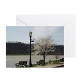 Madison RiverwalkGreeting Cards (Pk of 10)