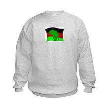 Kwanzaa Flag Sweatshirt
