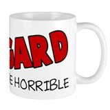 Haggard the Horrible Tasse