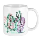 Iguana Dance With You Mug