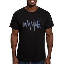 er blue for black T 2 T-Shirt