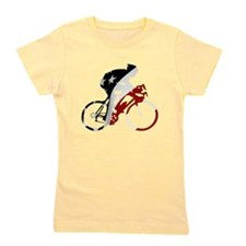 USA Pro Cycling Girl's Tee