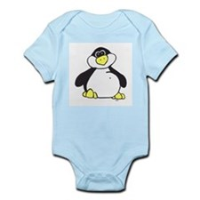 Cute Baby penguin Infant Bodysuit