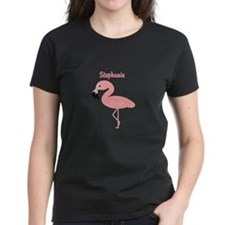 Personalized Flamingo T-Shirt