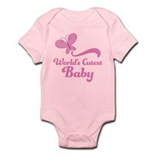 Worlds Cutest Baby Body Suit