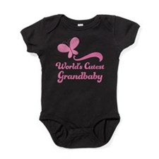 Worlds Cutest Grandbaby Baby Bodysuit
