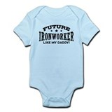 Future Ironworker Infant Bodysuit