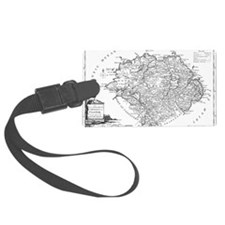 Ulster 1786 Luggage Tag