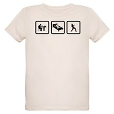 Ukulele Player T-Shirt