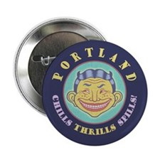 "Portland Thrills 2.25"" Button"