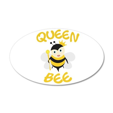 Queen Bee Wall Decal