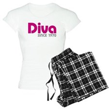 Diva Since 1970 Pajamas