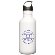 NYSLAA logo Water Bottle
