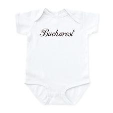 Vintage Bucharest Infant Bodysuit