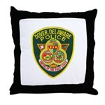 Dover Police Throw Pillow