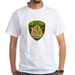 Dover Police White T-Shirt