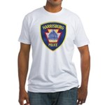 Harrisburg Police Fitted T-Shirt