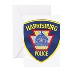 Harrisburg Police Greeting Cards (Pk of 10)