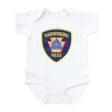Harrisburg Police Infant Bodysuit