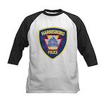 Harrisburg Police Kids Baseball Jersey