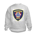 Harrisburg Police Kids Sweatshirt