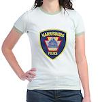 Harrisburg Police Jr. Ringer T-Shirt