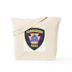 Harrisburg Police Tote Bag