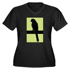 Parrot - green Plus Size T-Shirt