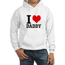"""Your Own Text """"I Heart"""" Hoodie"""