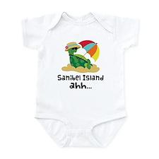 Sanibel Island Florida Infant Bodysuit