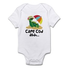 Cape Cod Massachusetts Infant Bodysuit