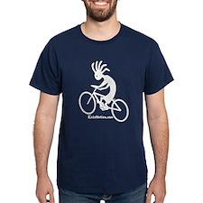 Kokopelli Mountain Biker T-Shirt