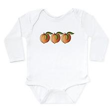 Row Of Peaches Body Suit